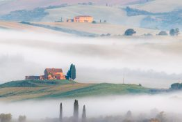 Roland Seichter Fotografie - Toscana Nella Nebbia 2