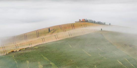 Roland Seichter Fotografie - Toscana Nella Nebbia 4