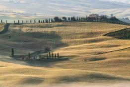 Roland Seichter Fotografie - Toscana Nella Nebbia 5