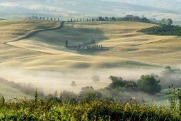 Roland Seichter Fotografie - Toscana Nella Nebbia 6