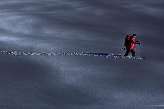 Roland Seichter Fotografie - Die Schneetour