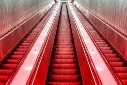 Roland Seichter Fotografie - Treppe nach oben